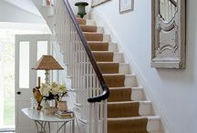 Interior Design - Stairs / by Crystal Wilkerson