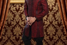 Men's Indo Western / Exclusively curated Indo western outfits and suitings for men from Utsav Fashion at best prices. Choose and order from wide Indo western Men's Wear collection.