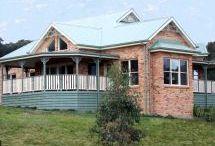 Houses I love / Farm Houses of Australia