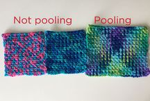 Colour cooling - Crochet