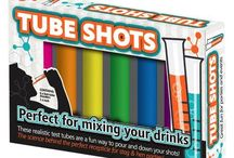 Drinking Games & Shot Glasses