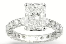 Engagement Rings at Salvatore & Co / A sample of what's at Salvatore & Co