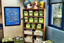 classroom organization / ideas on how to organize resources, furniture and ther stuff in the classroom