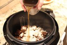Recipes-Instant Pot