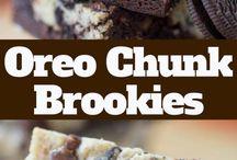 Oreo chunk Brookies