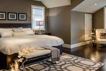 Master Bedroom / House Ideas