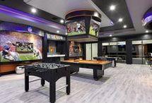 Entertainment center