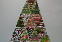 samengestelde kerstboom