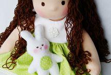 мои куклы / о моих куклах