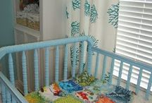 DIY Nursery/Bedroom Ideas / by Holly Mommaerts