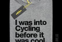 Off the bike apparel / Fietsgerelateerde kleding