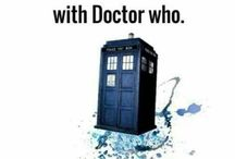 Doctor Who / by Salmeen