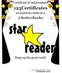 School - Certificates & awards