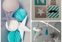 DIY chambre bébé - baby's bedroom
