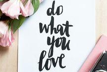 Wise Words / by Jenny Jovanovic @ Crazy Style Love