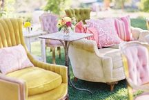 Curated board - Outdoor furniture