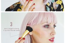 Makeup / In the future