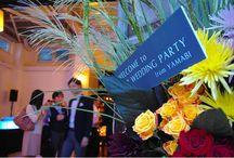 EASE wedding / パリのアパルトメントのようなフォトスタジオで、ナイトウェディング