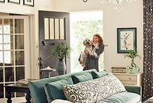 For the Home - Living Room / by Molly Painter