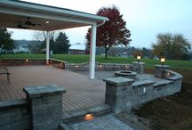 WOW Patio Spaces / Pictures of patios that we have built.