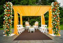 hindu wedding mandaps