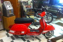 Cars and Motorcycles / Restorations of vintage cars and  motorcycles