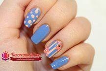decorar uñas