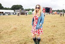 V Festival Outfit