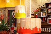 DIY Lampenschirme