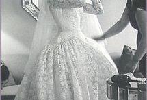 50's Wedding Dresses