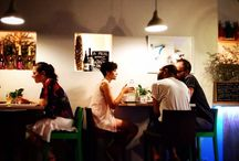 Vegan restaurants in Barcelona / Barcelona for vegans: vegan and vegan-friendly restaurants and coffee shops in Barcelona, Catalonia, Spain. Being vegan in Barcelona is quite easy, contrary to what people think! / by Ziv Meltzer