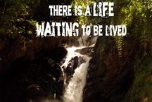 Nawoki / outdoor sport adventure extreme motivation quotes lifestyle life camping trekking canyoning colombia santander