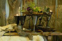 Букет невесты в стиле эклектика,варварское барокко