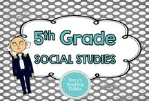 5th Grade Social Studies / This board is dedicated to resources, ideas, and activities for 5th Grade Social Studies