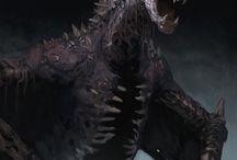 Creatures - Dragons
