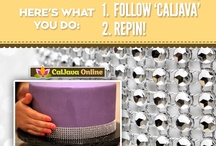 WIN IT!  / Love to win free prizes?  These are some amazing social media contests that are super fun & free. / by CaljavaOnline.com