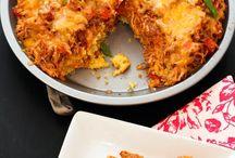 Recipes / by Robyn Adams