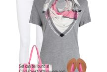 Casual and comfy clothes= :-) me / by Cheryl Bibee