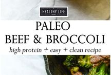 Paleo Food / Who said eating Paleo couldn't be fun? Let these mouthwatering Paleo recipes inspire your next dinner!