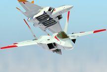 Aviones de 5 generación