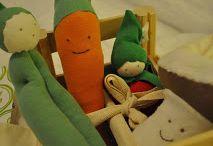 zöldség figura