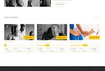 Wordpress Themes // Charity & Non-Profit