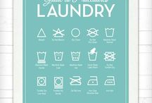 For the Home - Laundry Room / by Mirjam Steiner