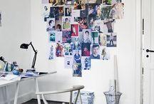 decoració amb fotos