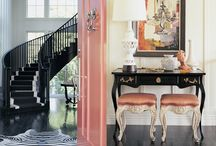 Favorite Places & Spaces and home accesories / bedrooms, living rooms, houses outdoor patios and other spaces. / by Tina Burton