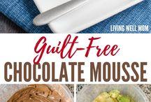 Guilt free deserts