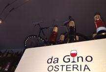 Bici-Osteria da Gino / Biciclette fixed single speed Bike cycle