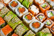 Cocina sushi