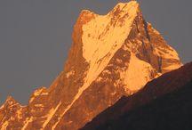 Sunrise & Sunset / Sunrise and Sunset views from the Himalayas.