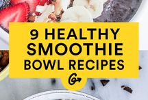 Smoothies and Bowls
